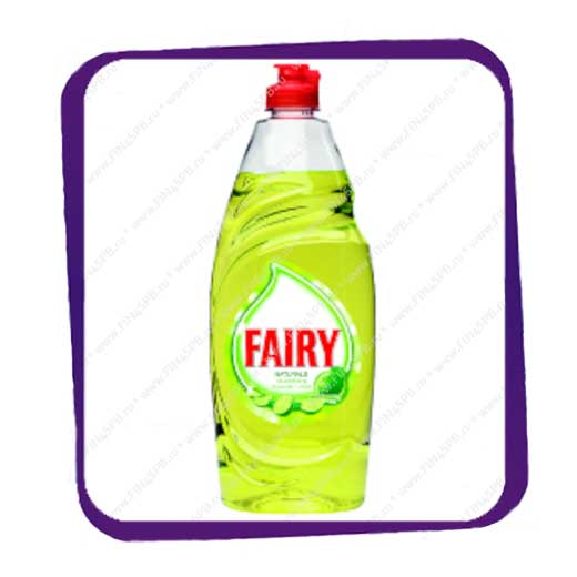 фото: Fairy Naturals Lime 650ml