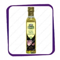 BASSO Extra Virgin Olive Oil with Garlic Dressing