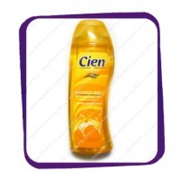 cien shower gel with orange oil 300ml