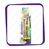 dentalux toothbrush for kids