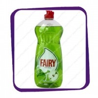 fairy naturals apple 750 ml