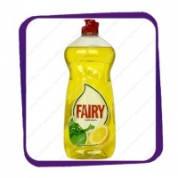 fairy naturals lemon 750 ml