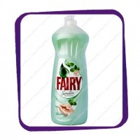 fairy sensitive tea tree mint 1000 ml