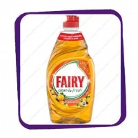 fairy-clean-and-fresh-sitruspuutarha-450ml