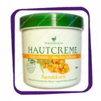 herbamedicus hautcreme sea buckthorn 250 ml
