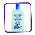 Linna - Shampoo Lasten - Mustikka - 400 ml - шампунь детский