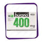 Burana 400mg (Бурана 400 мг.) - таблетки - 30 шт.