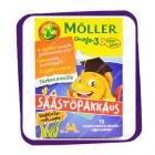 Moller Omega-3 Pikkukalat 72 kaps - Мёллер Рыбки