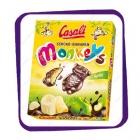 Casali Schoko-Bananen Monkeys 140gr.