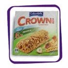 Crowni - Cereal Bars Hazelnut