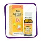 Devisol Drops D3 10 ml.  (Девисол Дропс Д3)