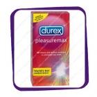 Durex - Pleasuremax - 10 kpl