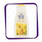 Family Fresh - Honey Rich (Гель для душа) - 500ml