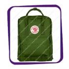 Kanken Fjallraven (Канкен Фьялравен) 16L оригинальный светло-зелёный Leaf Green рюкзак