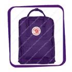 Kanken Fjallraven (Канкен Фьялравен) 16L оригинальный фиолетовый Purple рюкзак