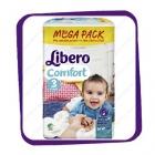 Подгузники Либеро Комфорт (Libero Comfort) 3 5-9kg Mega Pack 88kpl