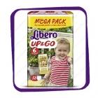 Подгузники Либеро Ап Энд Гоу (Libero Up&Go) 6 13-20kg Mega Pack 58 kpl