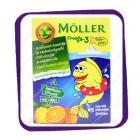 Moller Omega-3 Pikkukalat 45 kaps - Мёллер Рыбки