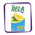 Rela Tabs Mieto Sitruuna – таблетки  с лактобактериями, лимон - 90 шт.