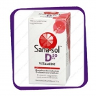 Sana-sol D-Vitamiini - 50mkg - 100tabs