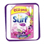 Surf - wiht Essential Oils - Tropical Lily & Ylang Ylang - soft eco pack 2L