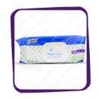 Toujours Baby Wipes - Sensitive - Panthenol - Provitamin B5 72pcs - влажные салфетки