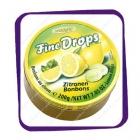 Woogie Fine Drops Lemon Drops 140g