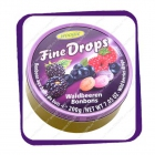 Woogie Fine Drops Wild Berries 140 gr