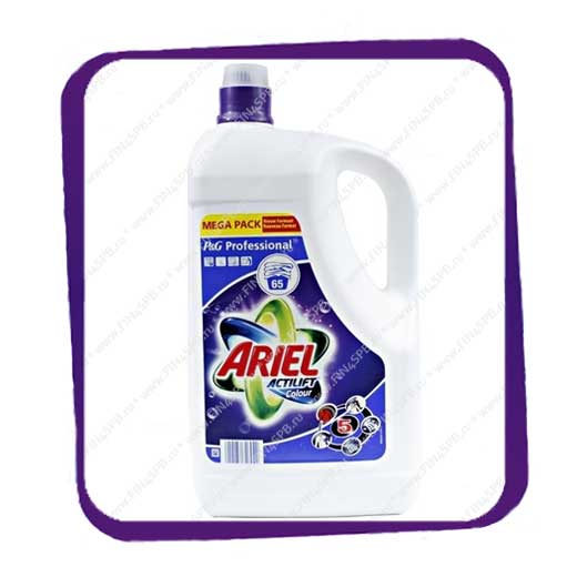 фото: Ariel Actilift Colour Gel - 4,745L