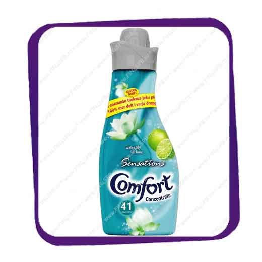 фото: Comfort Concentrate - Sensations - Waterlily and Lime - 750ml.