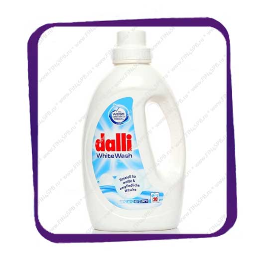 фото: Dalli - White Wash - 1,35L