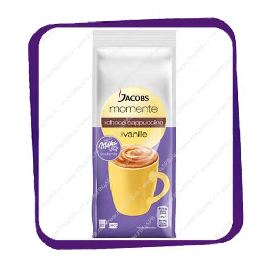 фото: Jacobs Choco Cappuccino Vanille 500gr