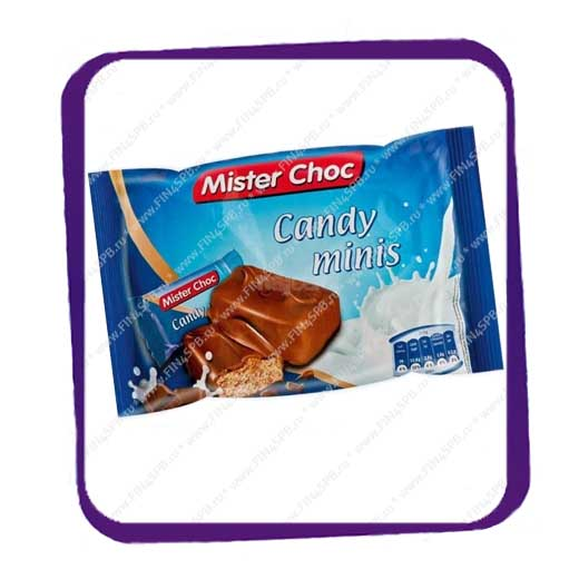фото: Mister Choc - Candy minis 350g