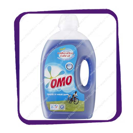 фото: OMO Active Clean 3L (Омо Актив)