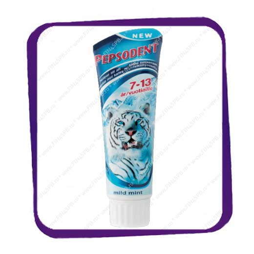фото: Pepsodent - Junior 7-13 75 ml.
