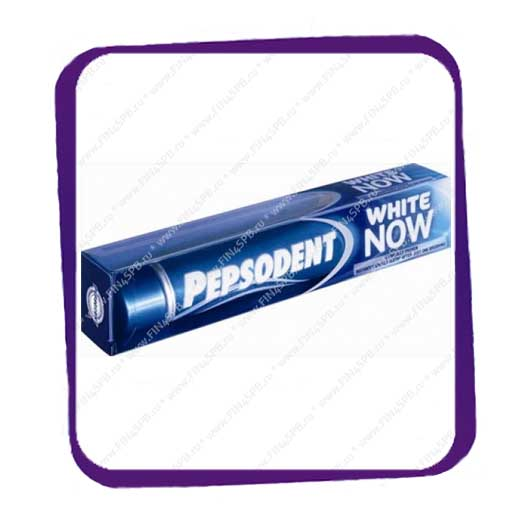 фото: Pepsodent White Now 75 ml.