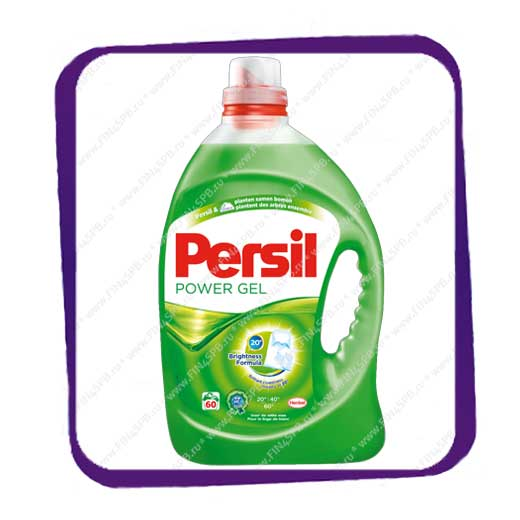 фото: Persil - Power Gel 3,96L