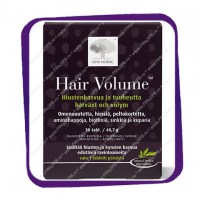 Hair Volume New Nordic (Хаир Волюм Нью Нордик) таблетки - 30 шт