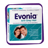 Evonia Anti Grey Hair (Эвония Анти-Седин) таблетки - 60 шт