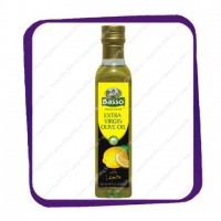 BASSO Extra Virgin Olive Oil with Lemon
