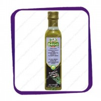 BASSO Extra Virgin Olive Oil with Rosemary