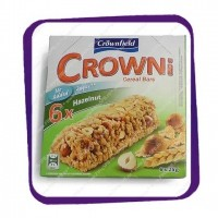 crownfield-crowni-cereal-bars-hazelnut-150-gr