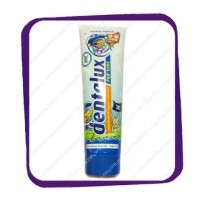 dentalux for kids pirate fruits 100ml