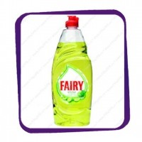 fairy naturals lime and sitruunaruoho 650ml