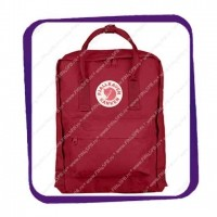 kanken-16l-deep-red