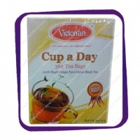 victorian cup a day 365 teabags