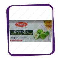 victorian green tea apple 100 teabags