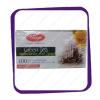 victorian green tea earl grey 100 teabags