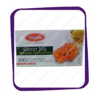 victorian green tea sea-buckthorn 100 teabags