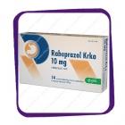 Rabeprazol Krka 10 Mg (Рабепразол Крка 10 Мг) таблетки - 14 шт